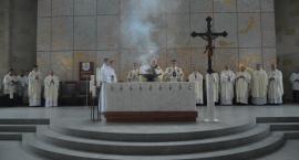 Poświęcenie ołtarza i kościoła św. Marcina w Sierakowicach