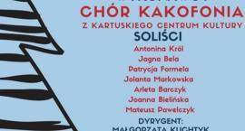 Koncert chóru Kakofonia w restauracji