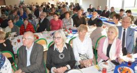 Seniorzy trzech sołectw świętowali w Kamienicy Szlacheckiej