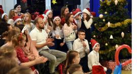Za nami IX Rodzinne Spotkanie Świąteczne w ZSO nr 2 w Kartuzach