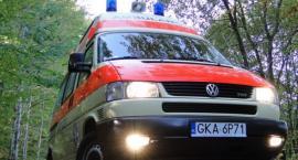 Dzierążno. 45-letnia obywatelka Mołdawii ranna w wypadku