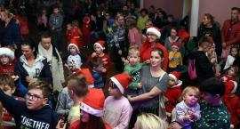 Dzieci spotkały się z Mikołajem w Kartuzach