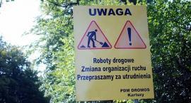 Będzie nowy asfalt na drodze z Kartuz do Ręboszewa