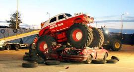 Monster Truck Warszawa M20, Doppel Opel i kaskaderskie popisy