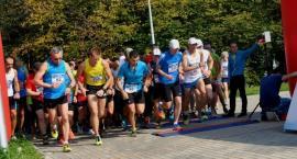 Niemal dwustu biegaczy zdobywało Złotą Górę