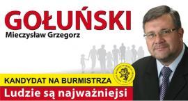 Popieramy Mieczysława Gołuńskiego -