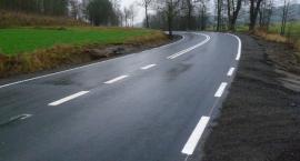 Remont trasy Kartuzy-Ręboszewo na finiszu