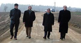Kolejna naprawiona droga w gminie Żukowo