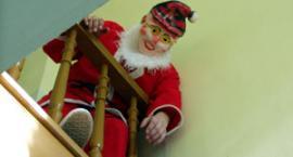 Św. Mikołaj z pierzynką