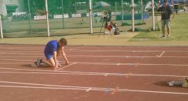 Kacper Adamczyk najlepszy w kraju w biegu na 300 m