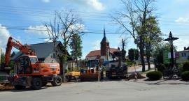 Sierakowice. Kolejne opóźnienia przy przebudowie ul. Kartuskiej