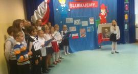 Uczniowie z Wilanowa uczcili Święto Niepodległości