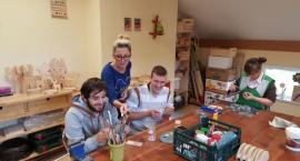 Kartuzy. Uczniowie ZST uczyli się pomagać niepełnosprawnym