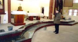 Zmodernizowano kościół