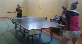Tenis stołowy. Sukcesy uczennic ZS w Kiełpinie