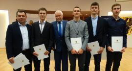 Kartuzianie wyróżnieni na Pomorskiej Gali Sportu Młodzieżowego