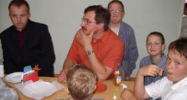Dzień Ojca w Szkole Podstawowej w Borkowie