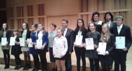 Uczniowie z gminy Przodkowo w gronie pomorskich stypendystów