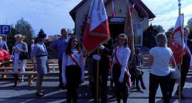 Młodzież z Przodkowa na zjeździe szkół im. rotmistrza Pileckiego