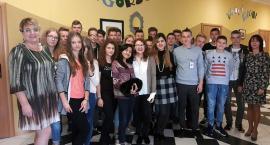 Goście z różnych zakątków świata odwiedzili szkołę na