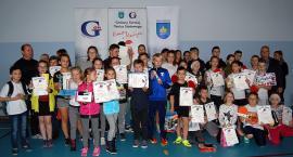 Rakietą z Mikołajem - turniej tenisa stołowego w Somoninie