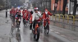 Mikołajowa Parada Rowerów i Marsz Zdrowia w Kartuzach