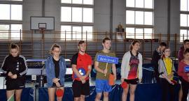 Dwie Rakiety - XVI Wojewódzki Turniej Tenisa Stołowego