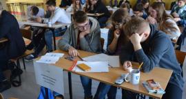 Turniej Matematyczny w ZSP w Przodkowie - najlepsza młodzież z I LO
