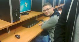 Łukasz Narloch zajął trzecie miejsce w ogólnopolskim konkursie Politechniki Łódzkiej