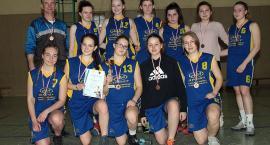 Medal koszykarek z I LO w Finale Wojewódzkiej Licealiady