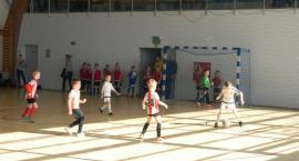 Turniej Piłki Nożnej Halowej rocznika 2010 i młodszych w Somoninie
