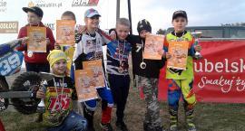 Młodzi zawodnicy KMX Kaszuby na międzynarodowych mistrzostwach w motocrossie dziecięcym