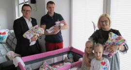 Natalia, Natasza i Nina - na świat przyszły pierwsze trojaczki w gminie Przodkowo