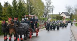 Po raz 18. strażacy pielgrzymowali do Królowej Kaszub