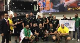 Maciej Hirsz zwycięzcą Amateur Strongman Arnold Classic Africa 2017