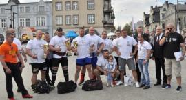 Maciej Hirsz zwycięzcą Pucharu Polski Strongman w Kartuzach. Sędziował Mariusz Pudzianowski