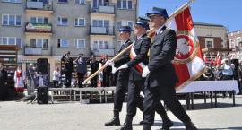 Wielki jubileusz 55-lecia i nadanie Sztandaru Komendzie Powiatowej Państwowej Straży Pożarnej w Kartuzach