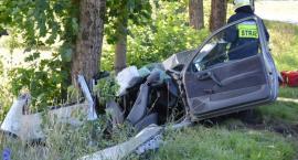 Był pijany i zasnął za kierownicą - 27-latek z zarzutami za śmiertelny wypadek w Mojuszu