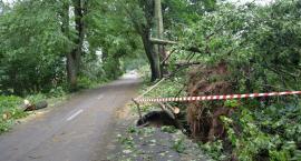 MSWiA pominęło Sierakowice i Sulęczyno w wykazie gmin poszkodowanych przez nawałnicę