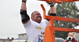 Sierakowice. Współcześni gladiatorzy walczyli w Pucharze Polski Strongman