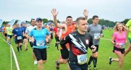 I Półmaraton Kamiennych Weselników w Somoninie