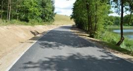Inwestycje drogowe w gminie Sulęczyno dobiegają końca
