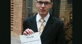Sławomir Jabłonkowski, uczeń ZSP Przodkowo finalistą ogólnopolskiego konkursu
