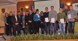Tomasz Płotka triumfował w powiatowym etapie Olimpiady Młodych Producentów Rolnych