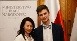 Marcin Szreder zwycięzcą ogólnopolskiego konkursu