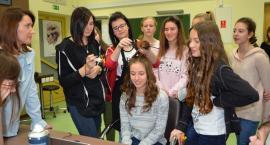 Lekcje otwarte w Zespole Szkół Technicznych w Kartuzach
