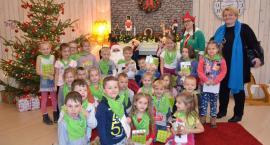 Przodkowskie przedszkolaki w Wielkiej Fabryce Elfów