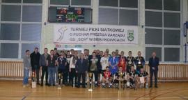 KSK Kołczygłowy zwycięzcą XVIII Turnieju Piłki Siatkowej w Sierakowicach
