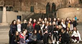 Młodzież z ZSO nr 2 w Kartuzach na wymianie w Hiszpanii