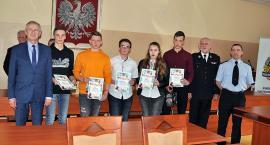 Kartuzy. Poznaliśmy lauretatów powiatowego etapu Turnieju Wiedzy Pożarniczej